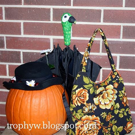 Mary Poppins Costume Props Trophy | mary poppins costume props trophy wife fall pinterest