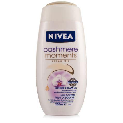 Shower Creie by Nivea Moments Shower Toiletries 163 2 05