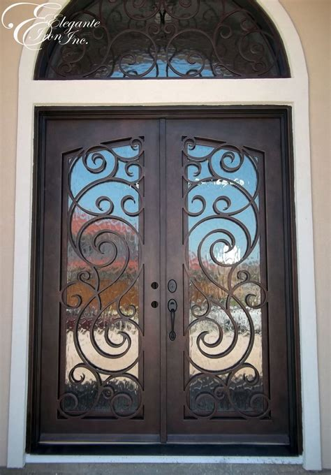 Front Door Iron 25 Best Ideas About Wrought Iron Doors On Iron Front Door Iron Doors And