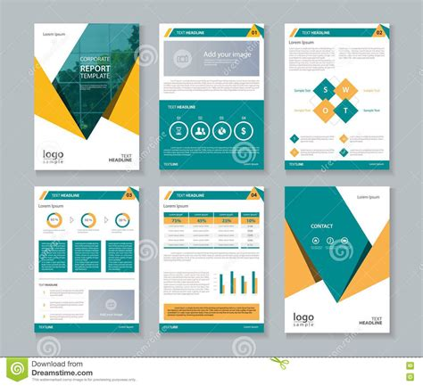 Business Profile Template Mughals Company Profile Template Free