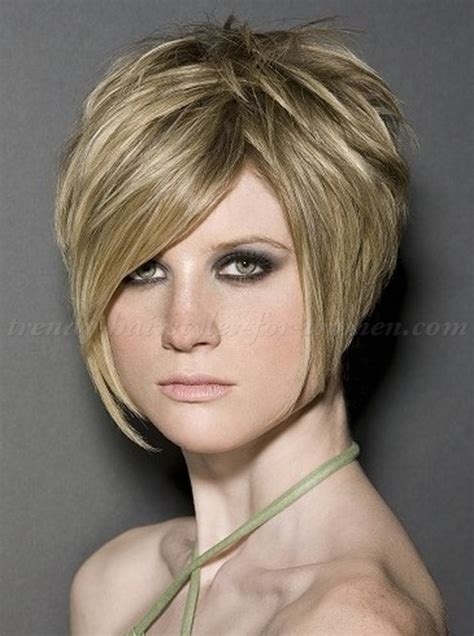 hairstyles short on an angle towards face and back bob haircut angled bob haircut trendy hairstyles for