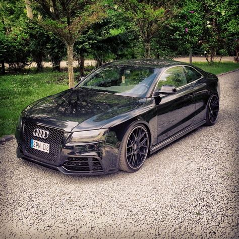 Audi A5 Umbau Rs5 by Audi4ever A4e Blog Detail Schulze Audi A5 3 0 Tdi