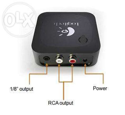 Logitech Audio Adapter Bluetooth Speaker Receiver logitech bluetooth audio adapter in lahore clasf image and sound