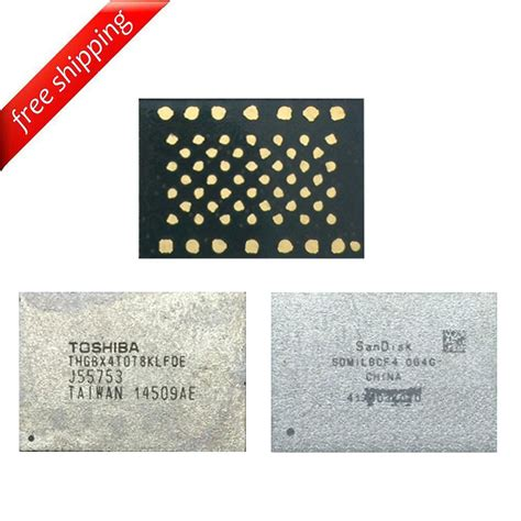 Ic Nand Flash Iphone 6 6g 64gb nand emmc flash ic for air 2 6 16gb 64gb 128gb used ebay