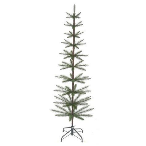 american made unlit 6ft or 7ft trees 6 foot feather bristle artificial tree unlit store