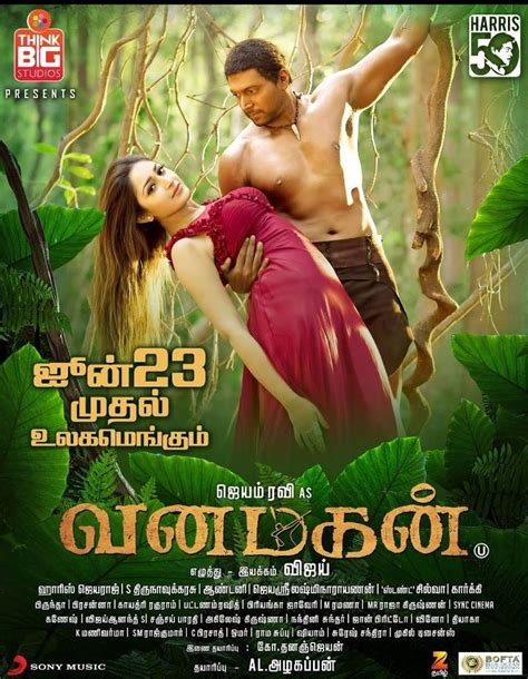 movie review quarantine fernby films vanamagan movie review nettv4u com