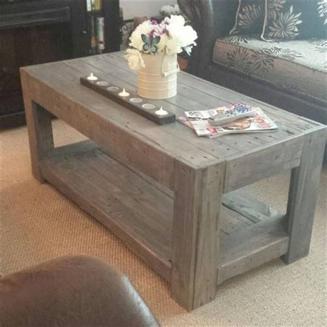 idea coffee table 25 best ideas about pallet coffee tables on