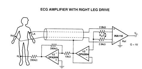 breadboard circuit taser lifier opa2604 circuit diagram world