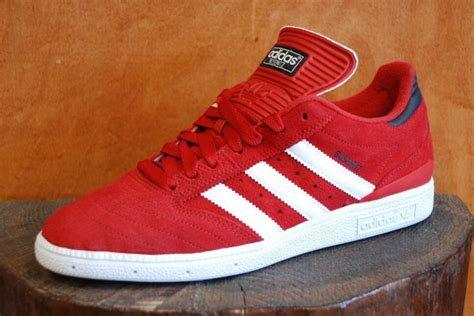 adidas liverpool adidas busenitz in postbox red white perfect for