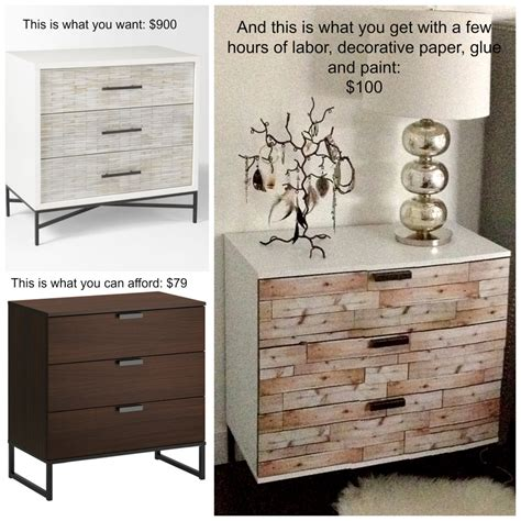 One Drawer Nightstand Trysil Chest Of Drawers Ikea Hackers Ikea Hackers