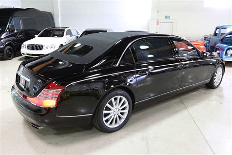 Maybach Exelero For Sale by 2012 Maybach Landaulet 62s Fusion Luxury Motors