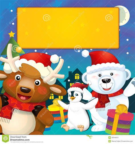 imagenes feliz navidad infantiles la navidad colorida tarjeta de felicitaci 243 n ejemplo