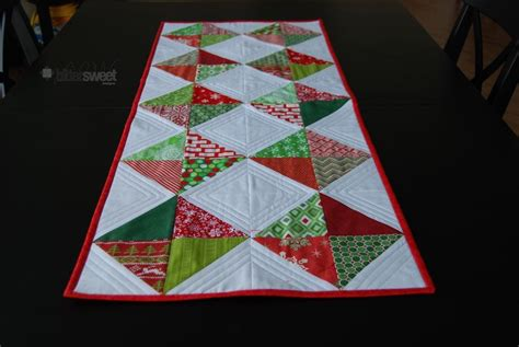 table runner quilt patterns classic table runner by sewbittersweet craftsy