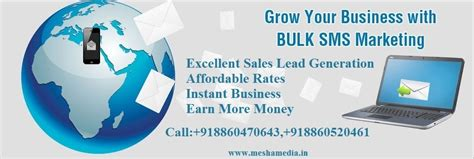 a media service provider company home grow your business with sms marketing best way to