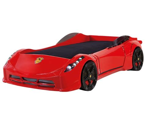 cars beds red car bed ferrari racing car bed