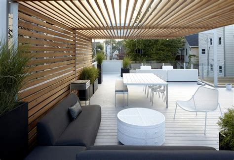 decke modern pergola design ideas adapted by architects for their