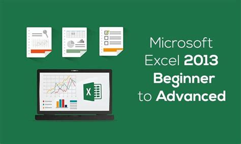 ms excel 2013 advanced tutorial microsoft excel 2013 beginner to advanced global edulink