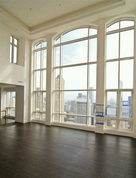 window on ceiling floor to ceiling windows dream home