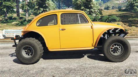 vw baja buggy volkswagen beetle baja bug beta for gta 5