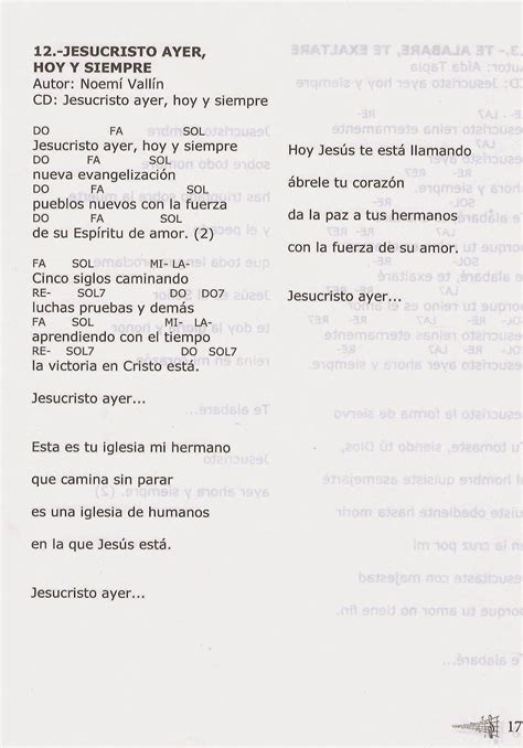 alabanzas de adoracin en letra movimiento renovaci 211 n carism 193 tica cat 211 lica letra tonos y