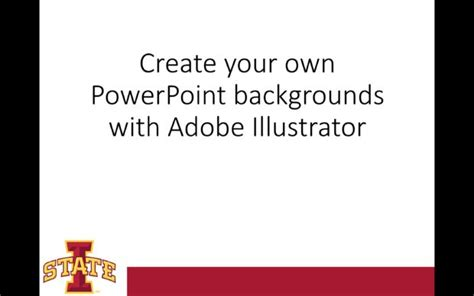 Microsoft Powerpoint Background Created On Adobe Illustrator Jefferson Powerpoint Template