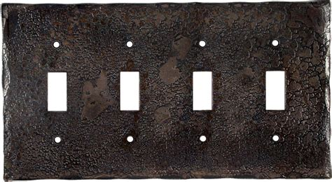 Lighting Design Ideas Metal Light Switch Covers Brushed