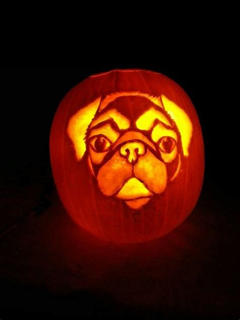 images  pug carving stencils  pinterest