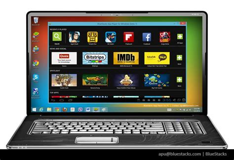 dual window android amd and bluestacks team up to bring dual os android in windows environments eteknix