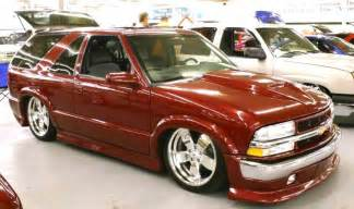 custom 2001 chevy blazer lowrider