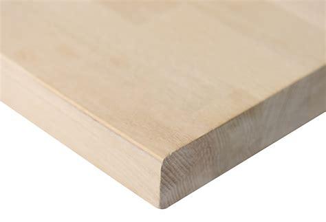 encimera haya encimera de madera haya maciza ref 18894043 leroy merlin