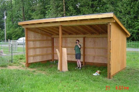 Loafing Shed Plans by Loafing Shed Farming Sheds Shelter