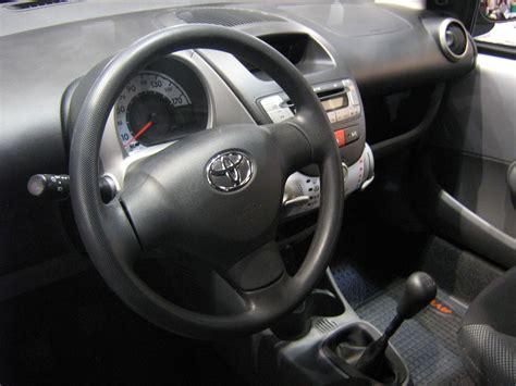 Toyota Aygo Inside File Toyota Aygo 5d Facelift Interior Ttm 2009 Jpg