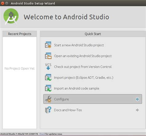 how to install android studio how to install android studio on ubuntu 15 04 centos 7
