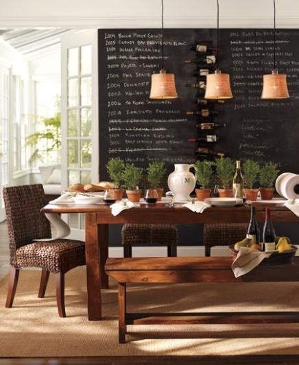 dining room chalkboard naturally i lovely kitchens