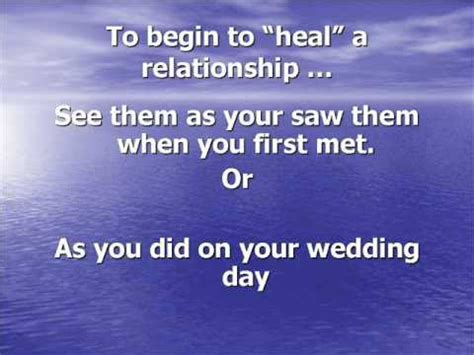 healing relationships your relationship to healing relationships and a powerful meditation