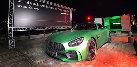 Heck Auto by Auto Lanceert Eerste Amg Performance Center In