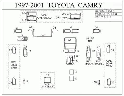 1993 toyota paseo fuse box diagram wiring diagram and