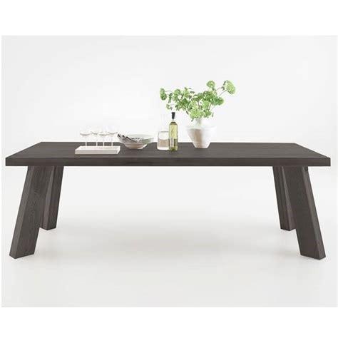 tavolo in legno massiccio tavolo da pranzo monviso mobile legno massiccio design