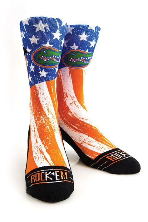 gators stars stripes socks ilenes gator store