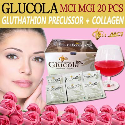 Glucola Collagen buy termurah deals for only rp312 000 instead of rp450 000