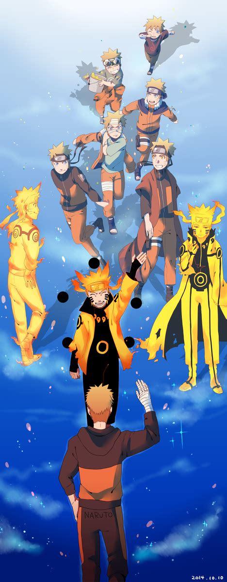 kyuubi mode bijuu mode page    zerochan anime