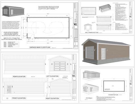 10 X 14 Garage Door 25 X 40 Garage Plans Decor23
