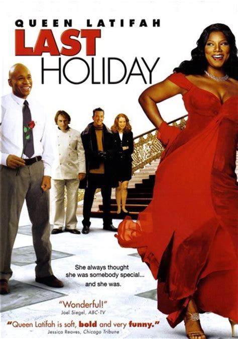 film queen latifah streaming last holiday movie review film summary 2006 roger ebert