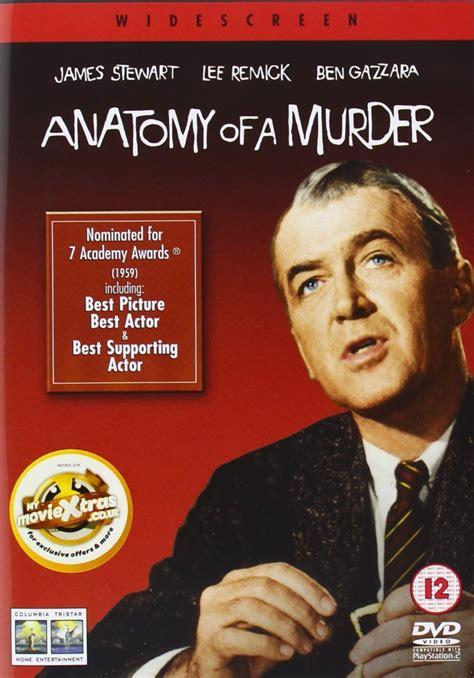filme schauen anatomy of a murder anatomy of a murder 1959 dvd planet store