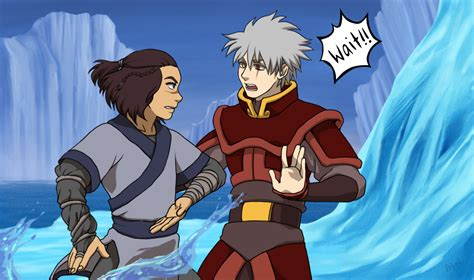 Naruto Kink Meme - fire and water avocadolove naruto archive of our own