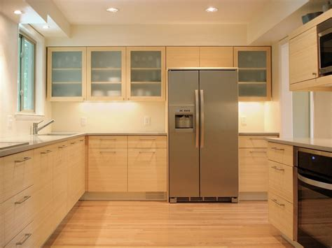 bamboo kitchen design how to choose the right bamboo kitchen cabinets my