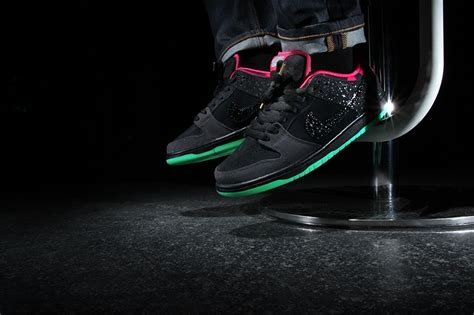 Nike Sb Northern Lights by Premier X Nike Sb Dunk Low Northern Lights Release Details