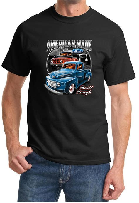 ford truck shirt american made t shirt american made