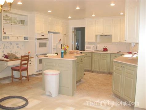 how to prep kitchen cabinets for painting kitchens bottom cabinets painted tsp to clean the