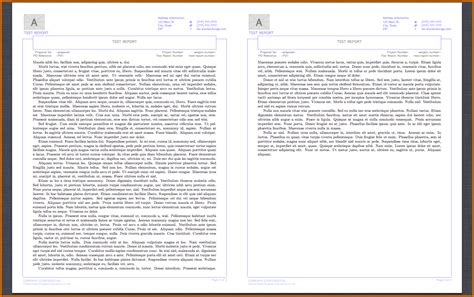 10 Microsoft Word Technical Report Template Lease Template Report Template Microsoft Word